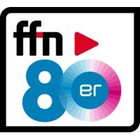 Logo de la radio ffn 80er