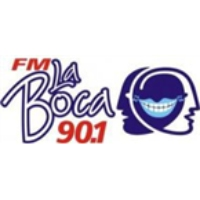 Logo of radio station La Boca