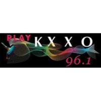 Logo of radio station KXXO Mixx 96.1