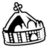 Logo de la radio Szent Korona Rádió