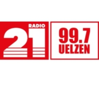 Logo of radio station RADIO 21 - Uelzen