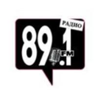 Logo of radio station Pervoye Radio 89.1