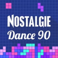 Logo of radio station Nostalgie - Dance 90