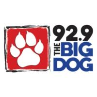 Logo of radio station KOSO 92.9 The Big Dog