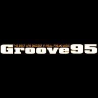Logo of radio station Groove95