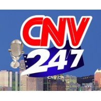 Logo of radio station CNV 24/7