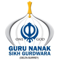Logo of radio station Guru Nanak Gurdwara