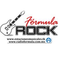Logo of radio station Formula Rock
