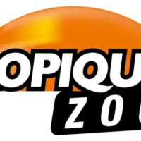 Logo of radio station Tropiques Zouk