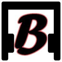 Logo of radio station B-STATION