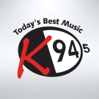Logo of radio station CKCW-FM K 94.5
