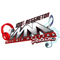Logo of radio station LATIN MIX MASTERS REGGAETON RADIO