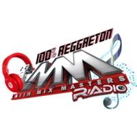 Logo de la radio LATIN MIX MASTERS REGGAETON RADIO