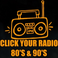 Logo of radio station Click Your Radio 80s & 90s