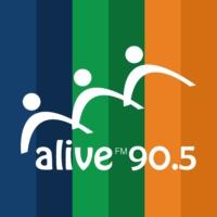 Logo de la radio Alive 90.5