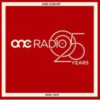 Logo of radio station ONE Radio 92.7