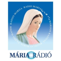Logo of radio station Mária Rádió Magyarország