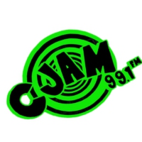 Logo of radio station CJAM 99.1 FM