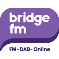 Logo of radio station Bridge FM Radio