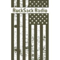 Logo of radio station Rucksack Radio