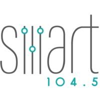 Logo de la radio Smart Radio 104.5