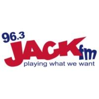 Logo of radio station WCJK Jack 96.3