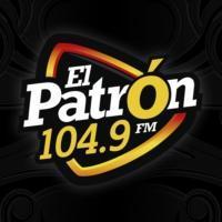 Logo de la radio XHBD El Patrón 104.9 FM