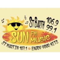 Logo of radio station Sun FM Music