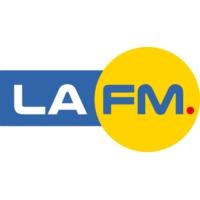 Logo de la radio La FM Bogotá 94.9 FM