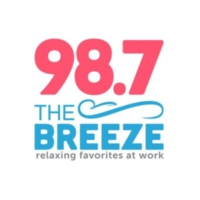 Logo of radio station WDZH 98.7 The Breeze