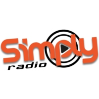 Logo of radio station Simply Radio