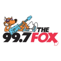 Logo de la radio WRFX 99.7 The Fox