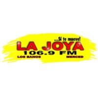 Logo de la radio KQLB 106.9 LA JOYA