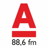 Logo of radio station Alpha Radio 88,6
