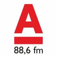 Logo de la radio Alpha Radio 88,6