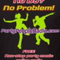 Logo de la radio PartyPeopleRadio