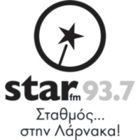 Logo of radio station Star FM 93.7