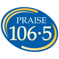 Logo of radio station KWPZ Praise 106.5