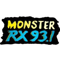 Logo de la radio Monster RX93.1