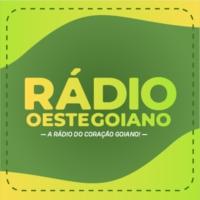 Logo of radio station Rádio Oeste Goiano