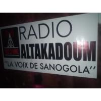 Logo of radio station Radio Altakadoum Sikasso