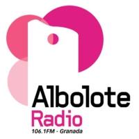 Logo of radio station Radio Albolote