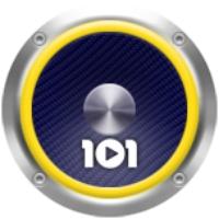 Logo de la radio 101.ru - Euro Hits