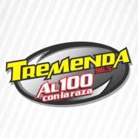Logo de la radio Tremenda Durango 96.5 FM