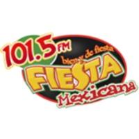 Logo de la radio XHAS-FM Fiesta Mexicana 1410 AM