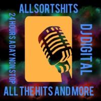 Logo of radio station AllsortsHitsUk