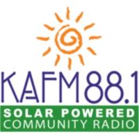 Logo de la radio KAFM 88.1