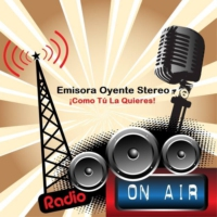 Logo of radio station Emisora Oyente Stereo