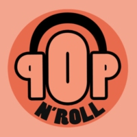 Logo de la radio POP N' ROLL