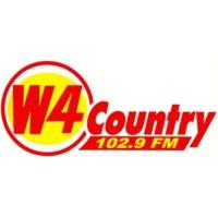 Logo of radio station WWWW 102.9 W4 Country